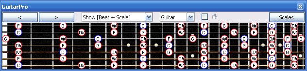 how to change tuning in guitar pro 7